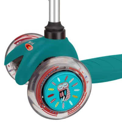 Wheel Whizzers Owl_AC4417_On Aqua Mini